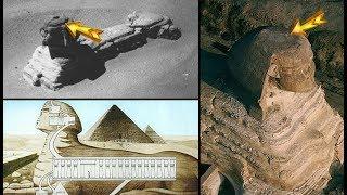 La Gran Esfinge tiene una cabeza hueca y cámaras secretas en su interior