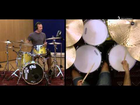 UG's Groove - Funk/Jazz/Pop Drumming: A complete Tour - Eugenio Mori