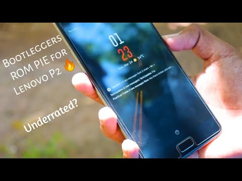 Bootleggers ROM 4 0 (Android 9 0 PIE) for Lenovo P2 || Underrated ROM? Full  Review!