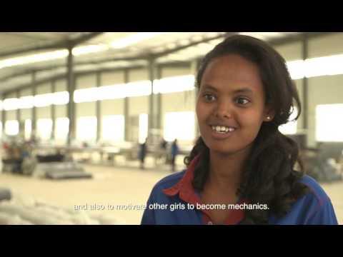 Textile and Apparel in Africa - Ethiopia