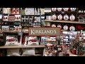 KIRKLANDS CHRISTMAS DECOR 2019 / SHOP WITH ME