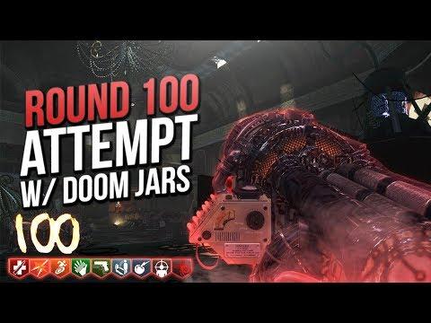ROUND 100+ KINO DER TOTEN ROUND 100 LIVE w/ DooM Jars