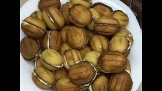 Орешки. вкусные орешки. рецепт в описание