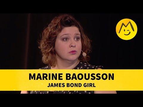"Marine Baousson - ""James Bond Girl"""