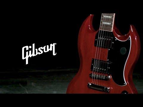 Gibson SG Standard 61, Vintage Cherry | Gear4music Demo
