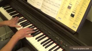Il était une fois en Amérique - piano - Ennio Morricone