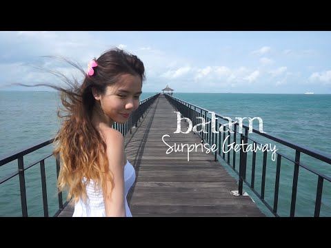 BATAM SURPRISE GETAWAY | Travel Vlog