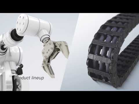 Taiyo Cabletec Corporation/Robot cable PR movie [Robot arm version]