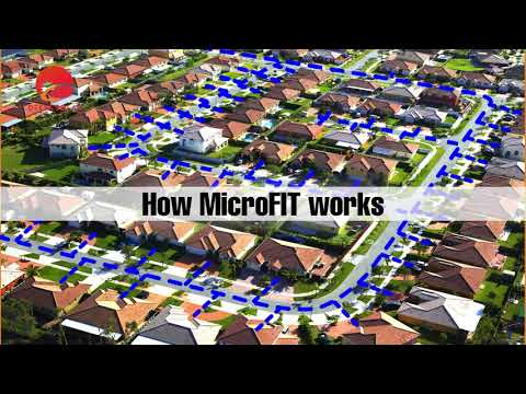 MicroFIT Home Solar Program Explained -  Deeva Solar