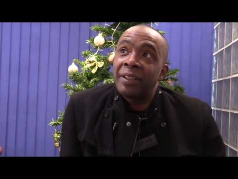 Vince Hilaire tells funny Alan Ball Story