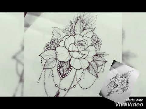 Video tổng hợp 40 hình xăm đẹp dành cho nữ   Bao quát các thông tin liên quan các hình xăm đẹp cho nữ chính xác nhất
