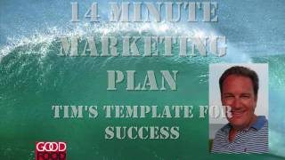 Tim's 14 Minute Action Plan Template