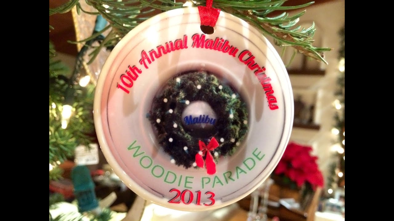 2013 christmas woodie parade club version - Woodies Christmas Decorations