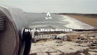 State Park Series #1 Reid State Park