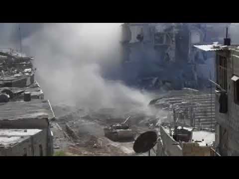 Сирия. Ярмук