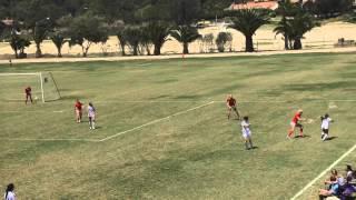 Heat FC ECNL vs San Diego Surf ECNL GU16
