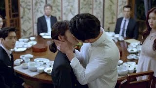 Best Romantic Scene KOREAN DRAMA #1 - Are You Human Too - Kiss Scene Drakor