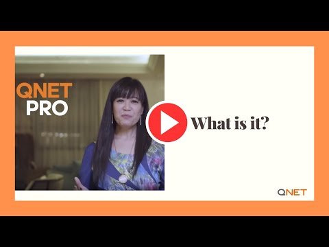 QNET Pro | Learn what it takes to be a professional in QNet