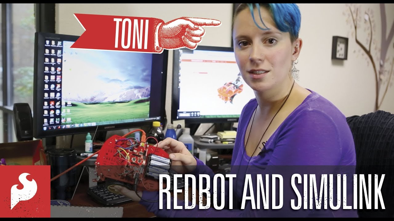 Enginursday: The RedBot/MathWorks Collaboration - News - SparkFun