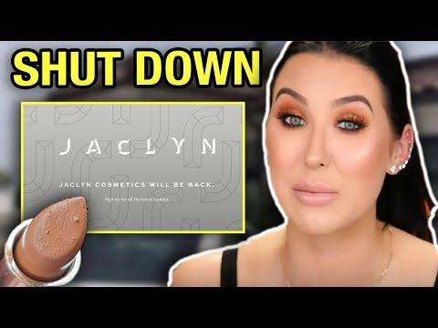 JACLYN HILL COSMETICS GETS SHUT DOWN thumbnail