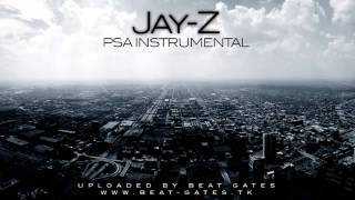Jay Z   PSA Instrumental   HD   YouTube