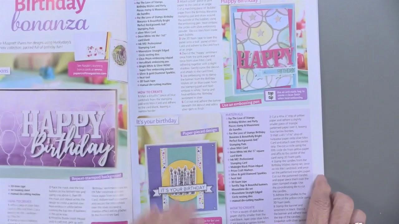 Creative Stamping Magazine #66