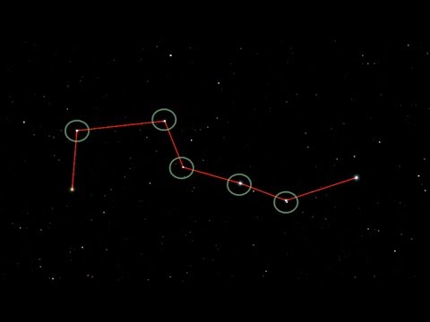 Skylight: The Big Dipper Through Time