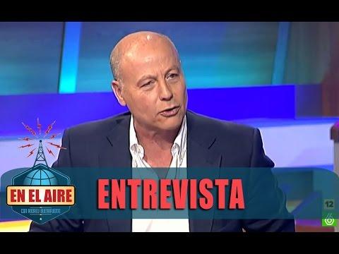 """Juan Antonio Corbalán: """"Para vivir sano no hace falta morirte del asco"""" - En el aire"""