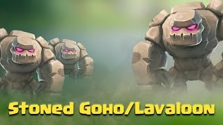 TH9 War Attack | Stoned Goho/Lavaloon | Clash Of Clans