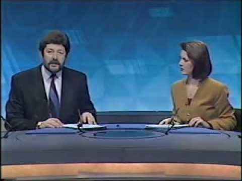 Tyne Tees Today first edition opening titles 1992