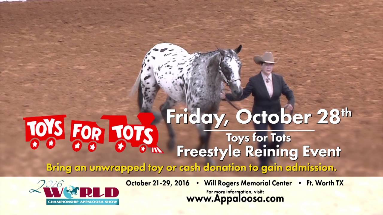 2016 World Championship Appaloosa Show