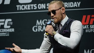 UFC 179: Fight Club Q&A with Conor McGregor