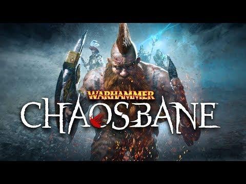 Warhammer Chaosbane - Action Packed Warhammer Fantasy RPG!
