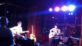 2012.6.20 広島:Live Juke [Acoustic Bar] パセリ[Parsely] Left:森川敏...