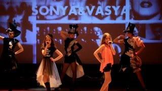 Шоу-группа Diamond KIDS - Маски-Vogue (Волшебная страна детства live 2015)