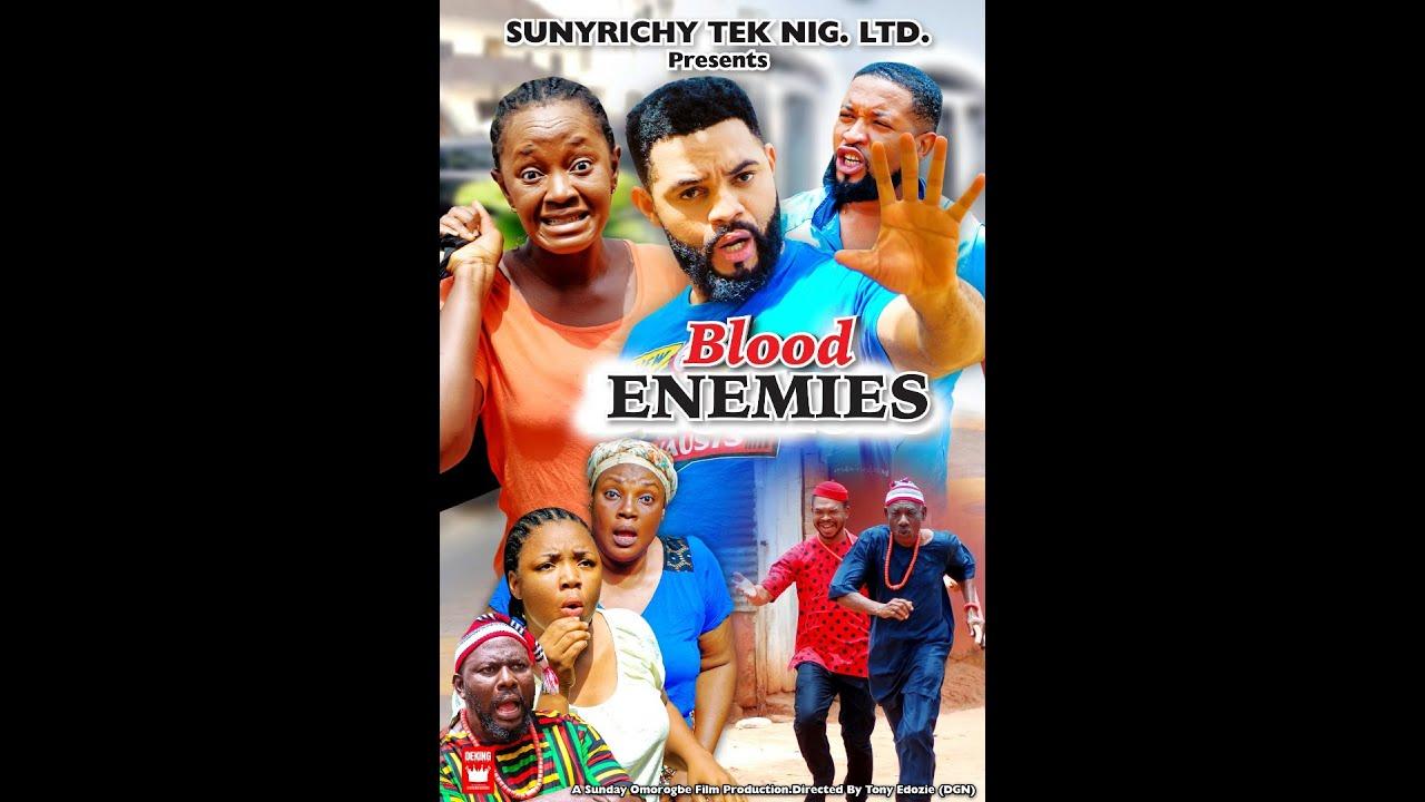 Download BLOOD ENEMIES SEASON 1 (New Movie) FLASH BOY 2021 Latest Nigerian Nollywood Movie