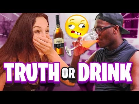 TRUTH OR DRINK!
