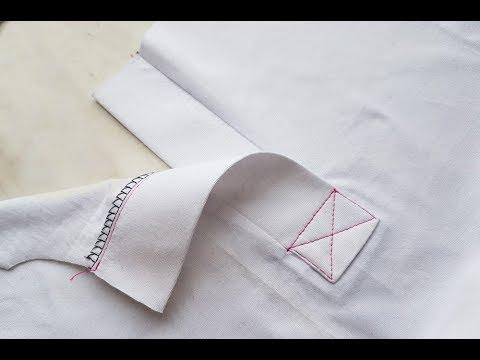 How To Sew a Polo Shirt Sewing Course💎 Kurs szycia plisa polo - YouTube e2e3a9444363d