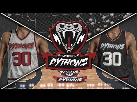1010a99f879 NBA 2K17 Providence Pythons MyLeague Ep. 1 - BRANDING AND EXPANSION!