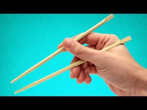 Chopstick Kullanmayla İlgili 4 Süper İpucu