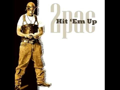 2Pac - Hit 'Em Up - (CLEAN) [HQ]