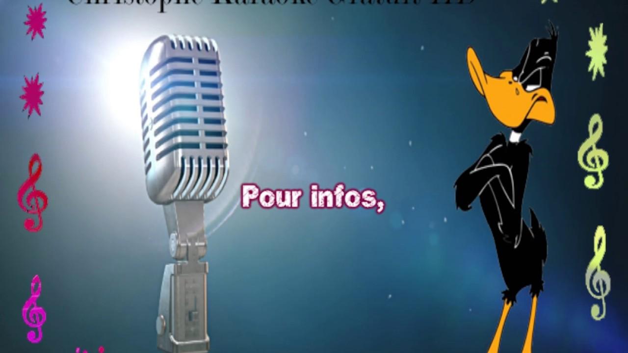 karaoke gratuit