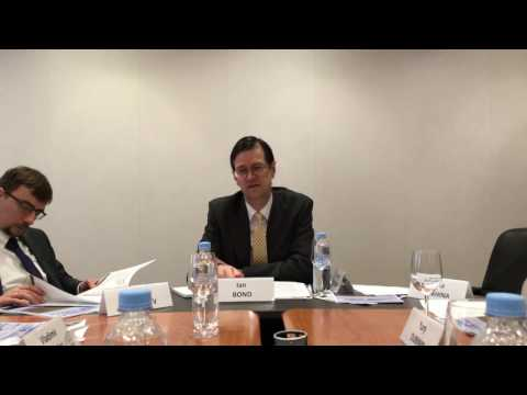 Russian-Chinese relations and Eurasian integration. A look from London. Discussion with Ian Bond