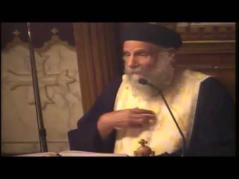 Fr Luke Sidarous - Vespers of the Feast of St Mercurius - Jun 15, 2018