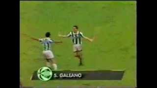 Juventude conquista a Série B do Campeonato Brasileiro em 1994