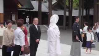 Японская свадьба (небольшой кусочек)