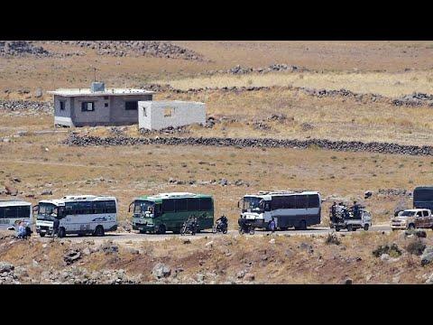 قوات الحكومة السورية تقترب من حدود هضبة الجولان بعد توغل جديد في القنيطرة…  - نشر قبل 5 ساعة
