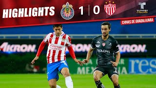 Highlights & Goals | Chivas vs. Necaxa 1-0 | Telemundo Deportes