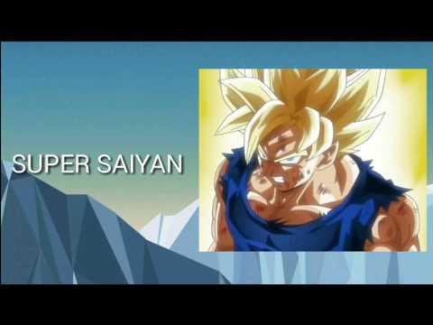 Dragon Ball Z - Sound Effects - Super Saiyan.