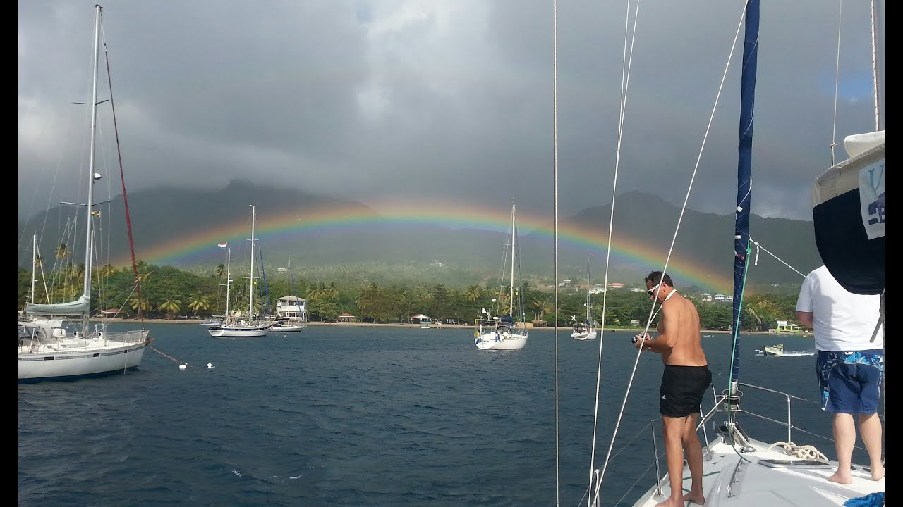 Explore The Beauty Of Caribbean: Sailing In The Caribbean Islands VI/3. From Guadeloupe To